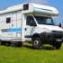 SATILIK 2011 MODEL IVECO ALKOVENLİ KARAVAN