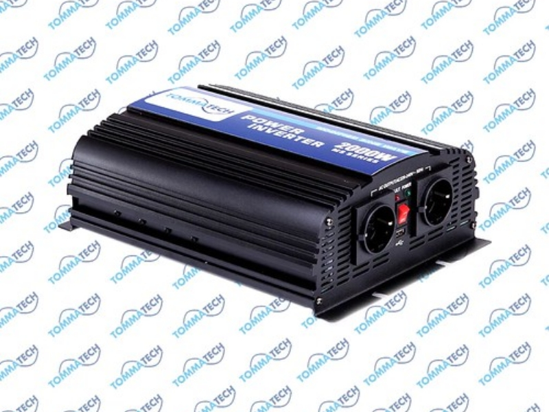 153.001.0013 TOMMA MS2000-12V Modifiyesinüs Invertör 12V - 2000W