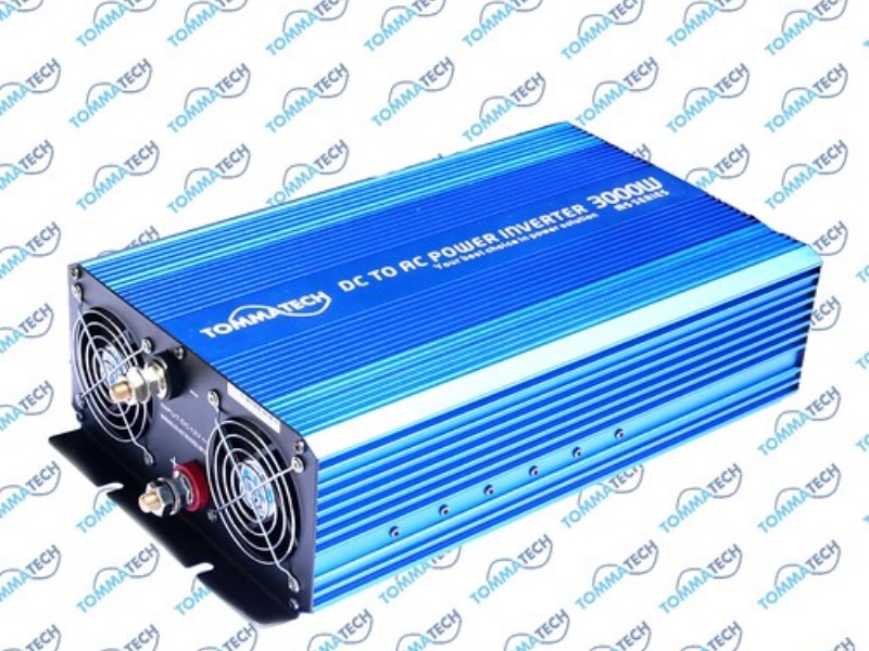 153.001.0019 TOMMA MS3000-12V Modifiyesinüs Inverter 12V - 3000W