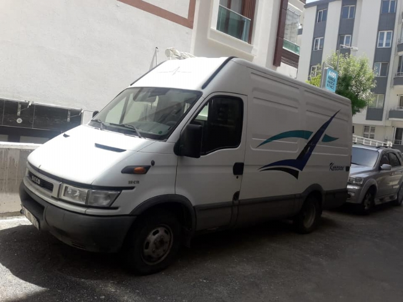 SATILIK 2005 MODEL IVECO DAILY MOTOKARAVAN