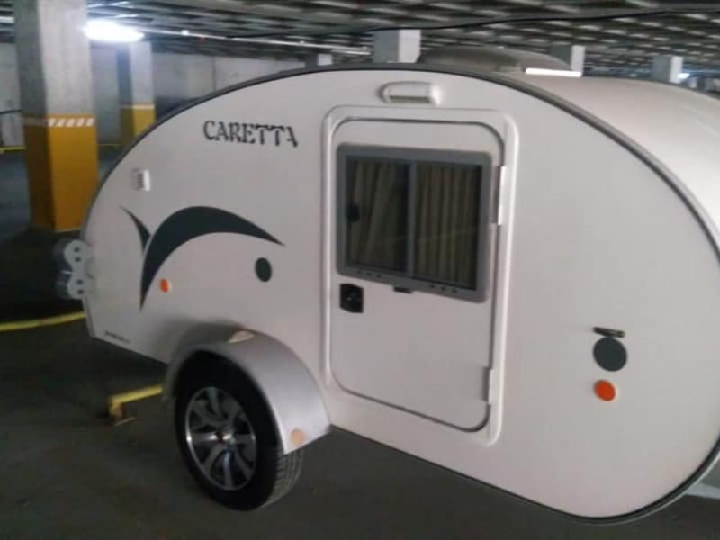 SATILIK CARETTA 1500 2010 MODEL ÇEKME KARAVAN